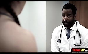BBC doctor exploits favorite patient come by anal sex exam