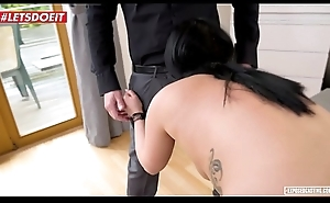 Lucia Denvile Bends from Secretary to Porn popularity