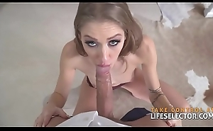 Beauty contestant Tiffany Tatum is willing to fuck the brush way to success POV