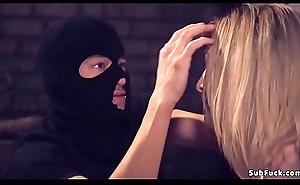 Bad date meeting finished with bdsm sex