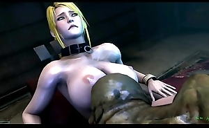 samus aran fucked by a monster cock mutant