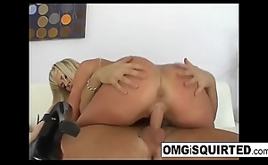 Sindy Dollar acquires fucked from behind till she squirts