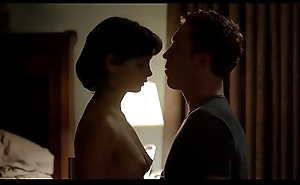 Morena Baccarin - Topless in Fatherland - S01E03 (uploaded by celebeclipse.com)