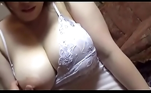Lick the garden-variety vagina Chitose Saegusa big boobs,Then ejaculate on the breast